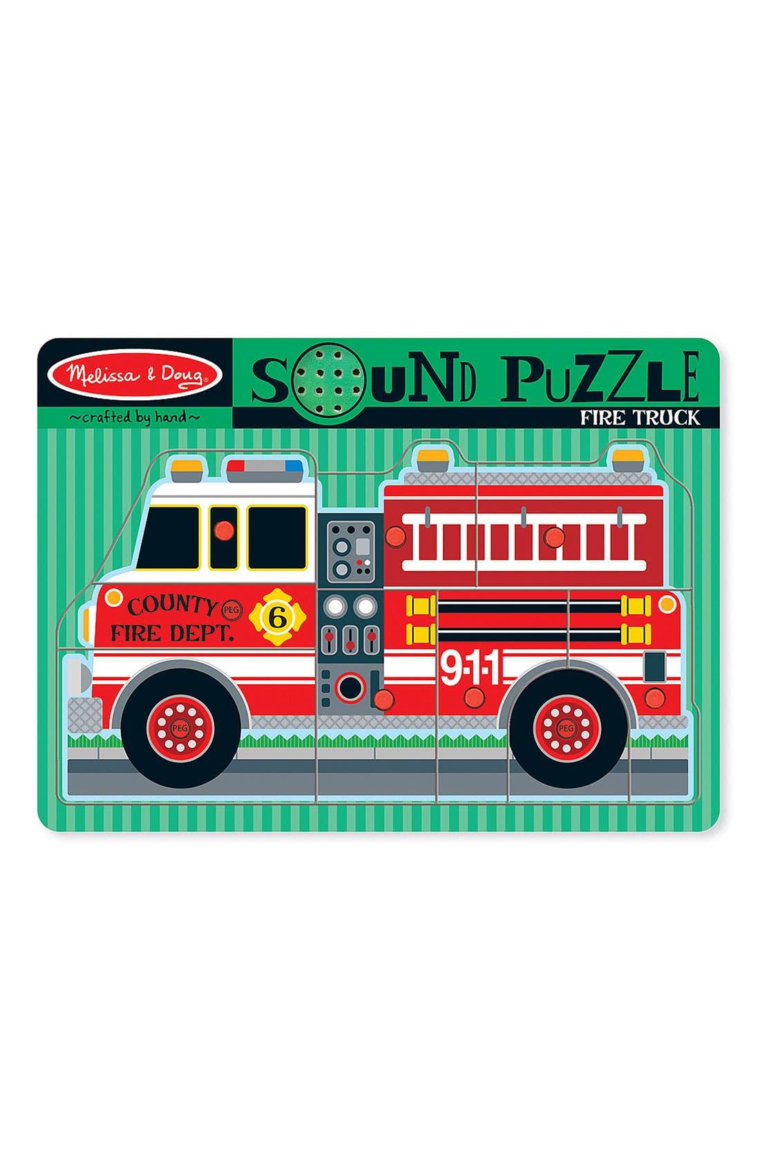 Main Image - Melissa & Doug 'Sound' Puzzle