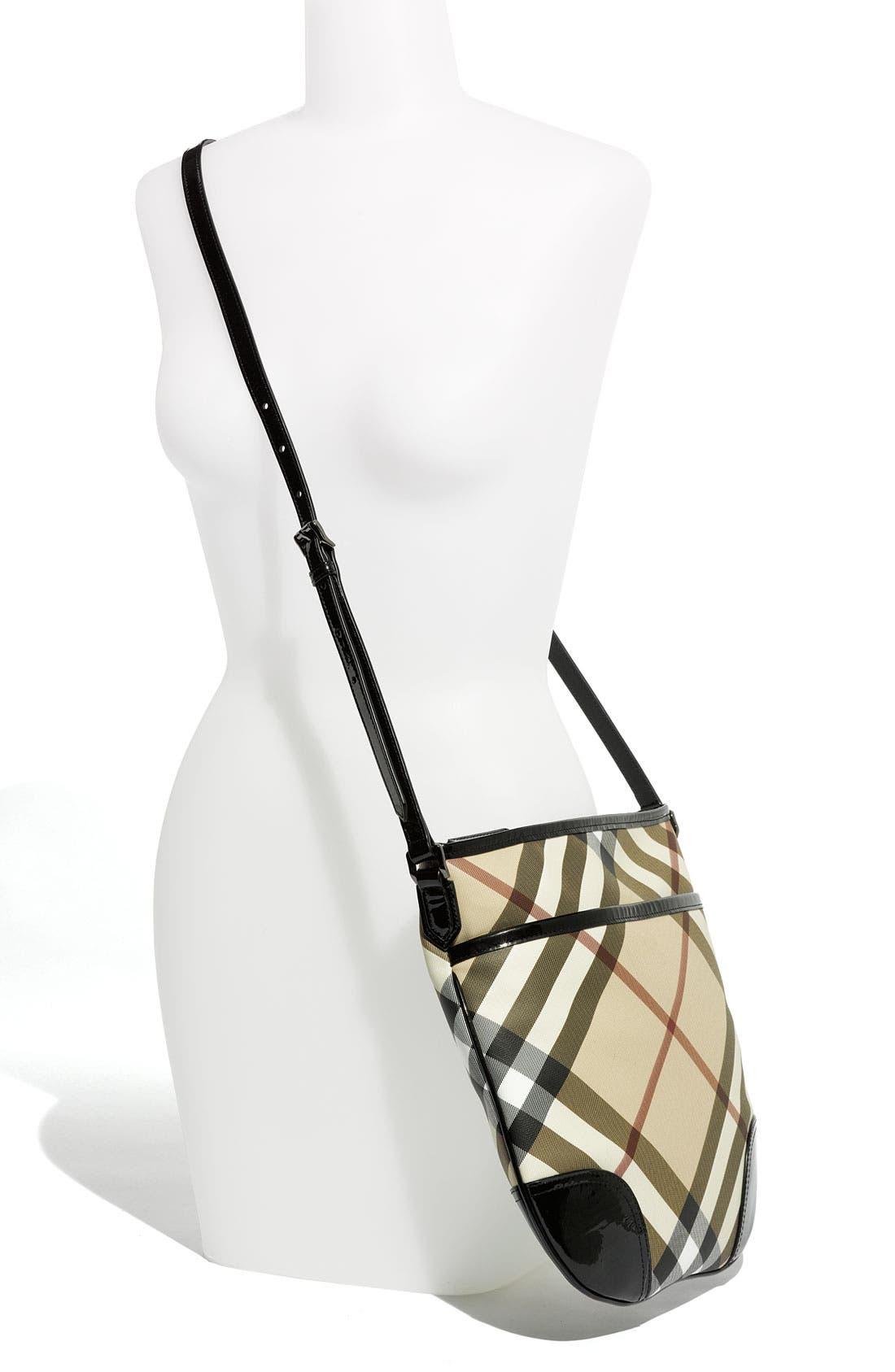 Alternate Image 2  - Burberry 'Nova Check' Crossbody Bag