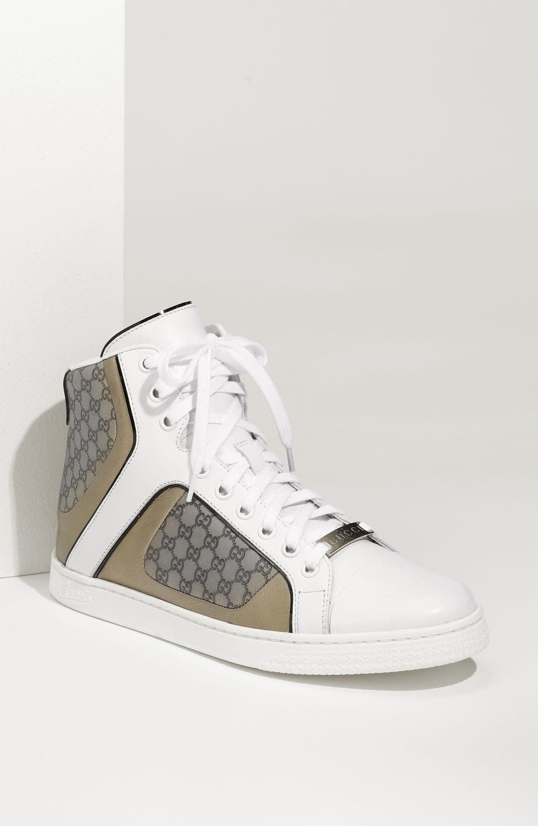 Alternate Image 1 Selected - Gucci 'Coda Pop' High Top Sneaker