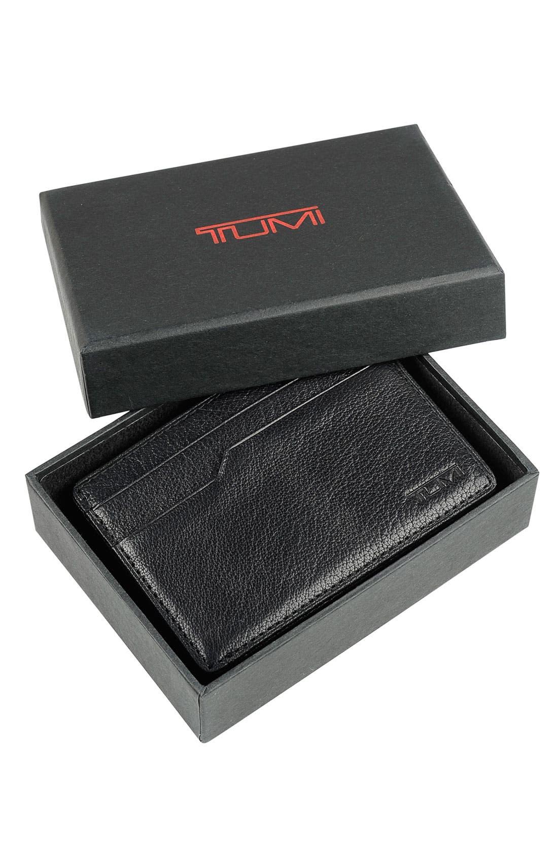 Alternate Image 4  - Tumi 'Sierra' Money Clip Card Case