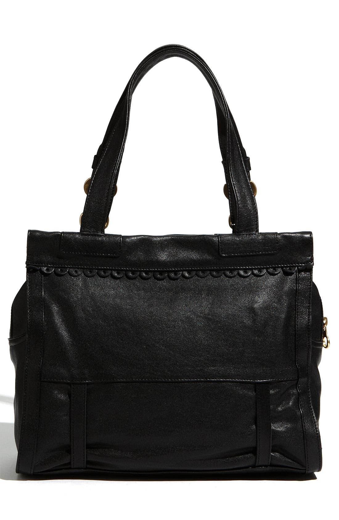 Alternate Image 4  - See By Chloé 'Poya Vintage - Medium' Leather Shoulder Bag