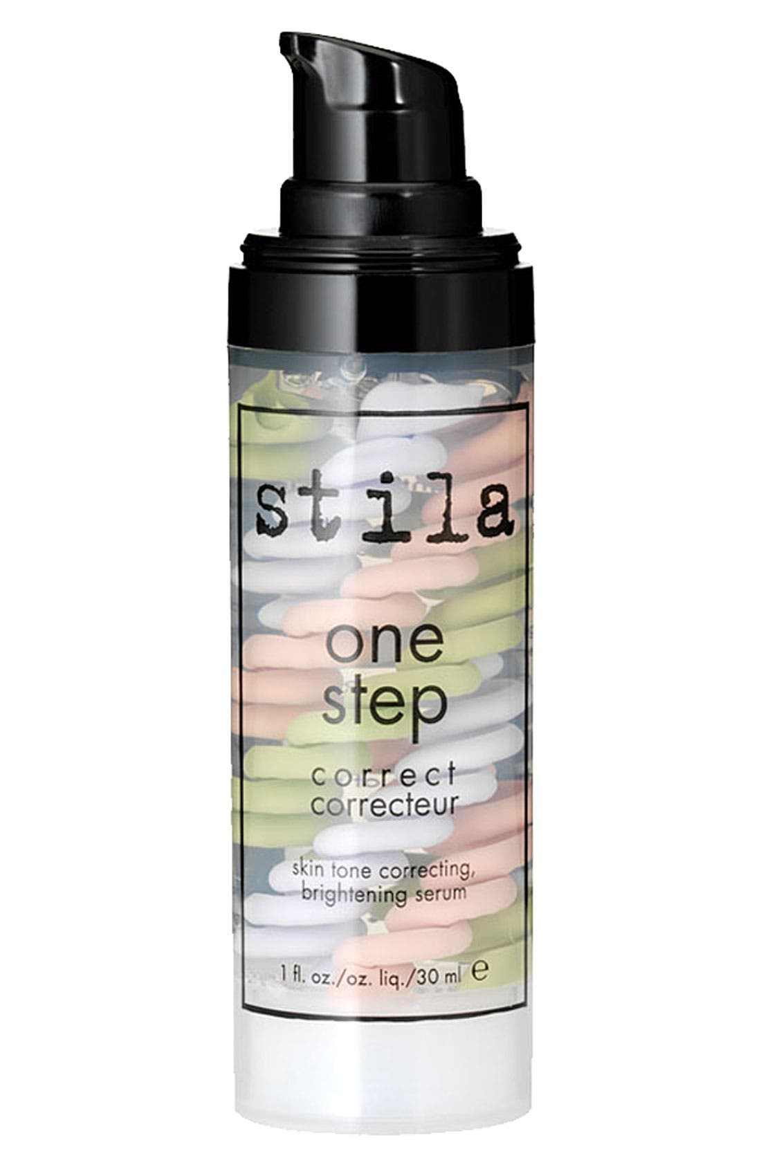 stila 'one step correct' skin tone correcting brightening serum