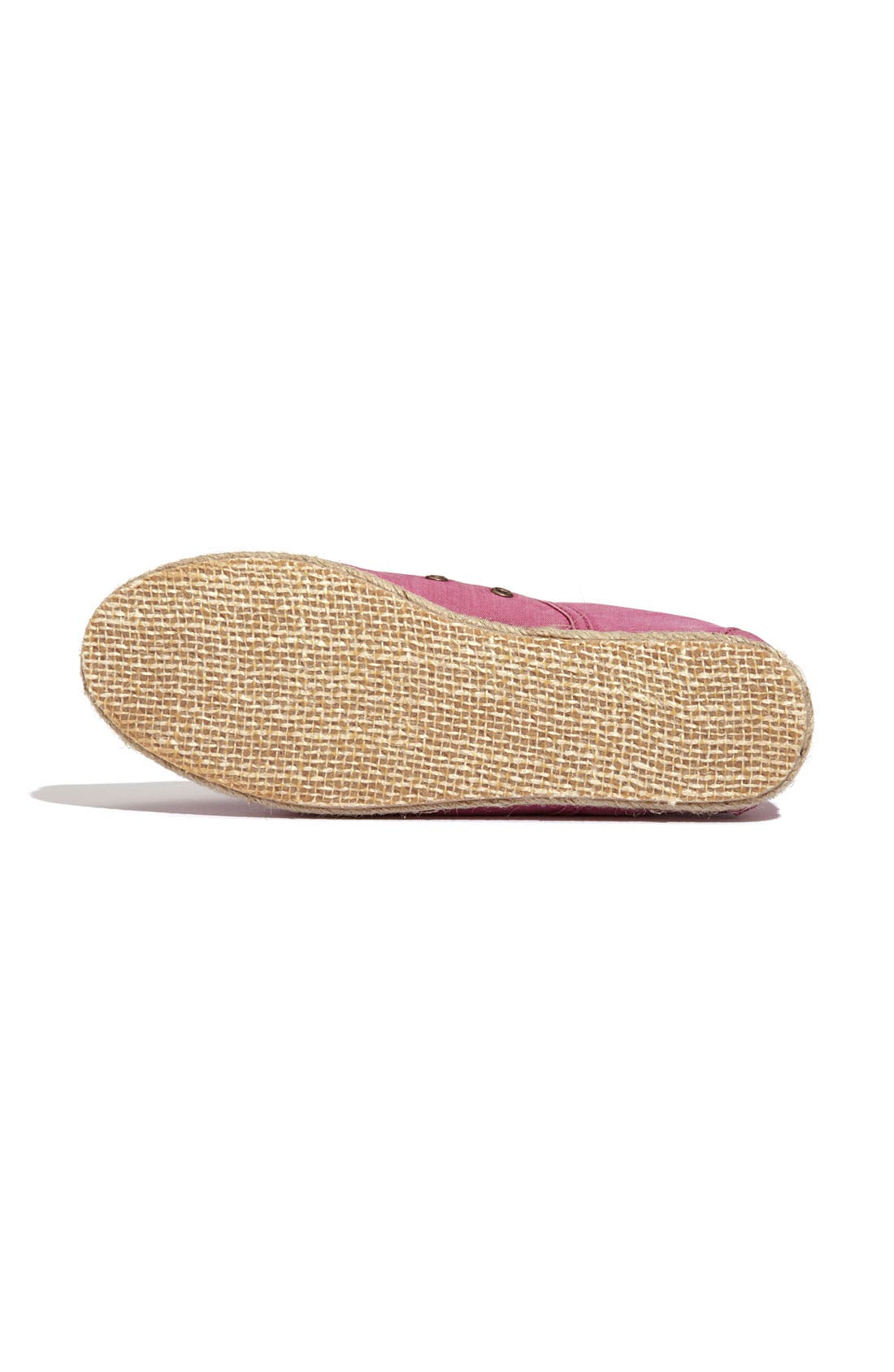 Alternate Image 4  - TOMS 'Cordones - Ceara' Slip-On (Women)