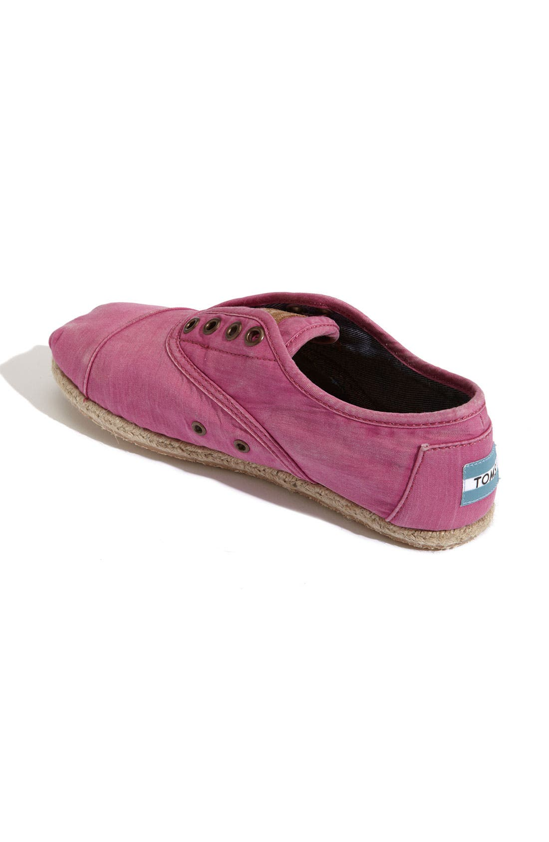 Alternate Image 2  - TOMS 'Cordones - Ceara' Slip-On (Women)