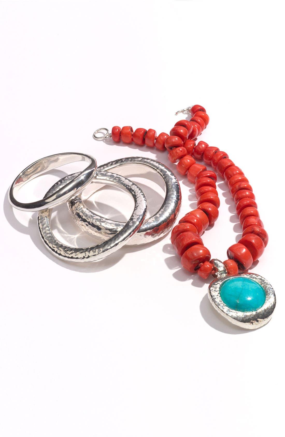 Alternate Image 3  - Simon Sebbag 'Palm Beach' Pendant Necklace