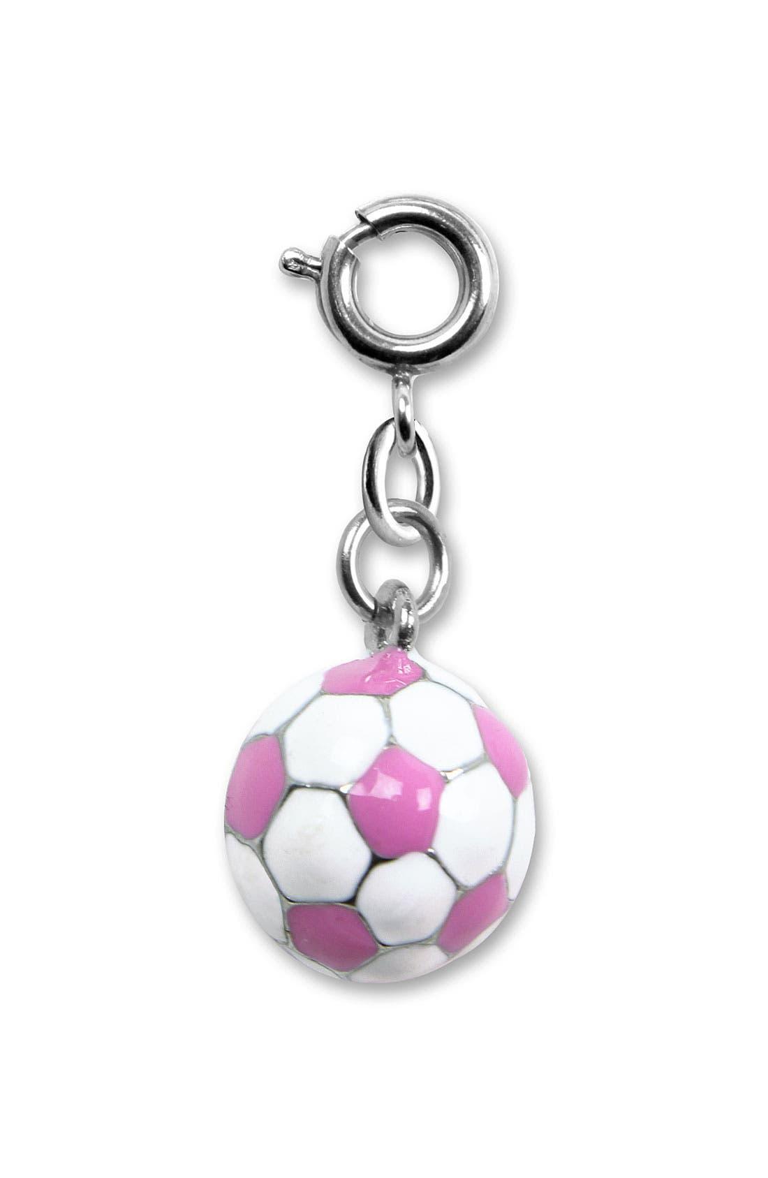 Main Image - CHARM IT!® 'Soccer Ball' Charm (Girls)