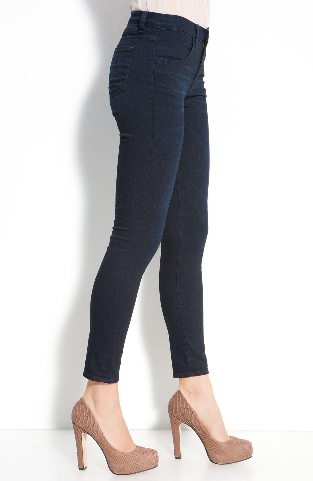 Alternate Image 2  - J Brand 'Maria' Ankle Jeans (Dynamite Wash)
