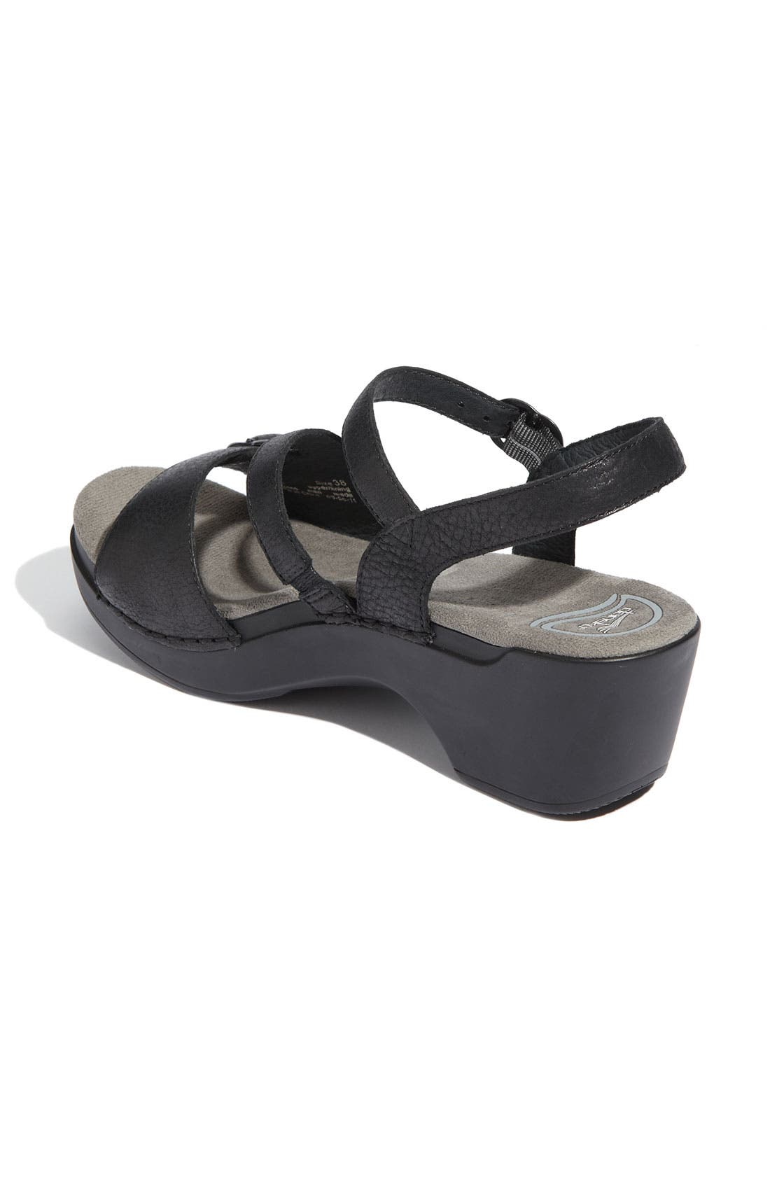 Alternate Image 2  - Dansko 'Sandi' Clog Sandal