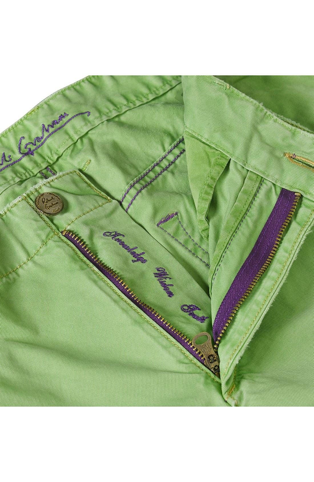 Alternate Image 4  - Robert Graham Jeans 'Yates' Classic Fit Pants