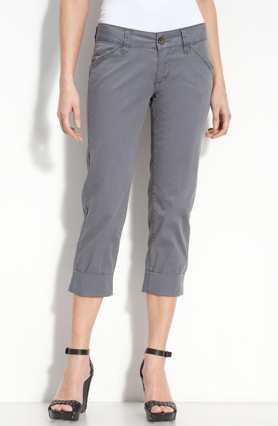 Alternate Image 1 Selected - Jag Jeans 'Sussex' Crop Pants