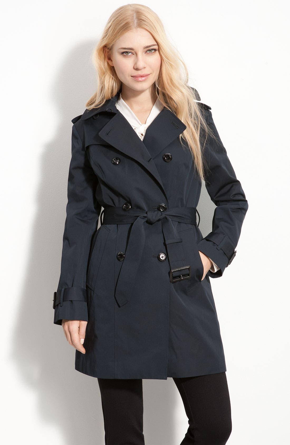 Main Image - London Fog Heritage Trench Coat with Detachable Liner (Nordstrom Exclusive)