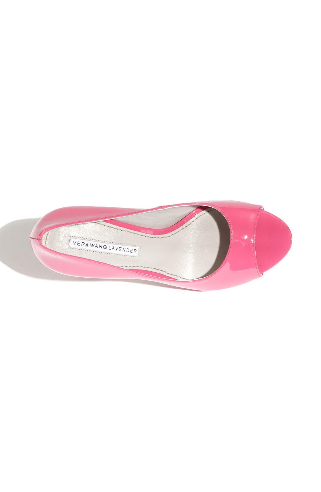 Alternate Image 3  - Vera Wang Footwear 'Selima' Pump