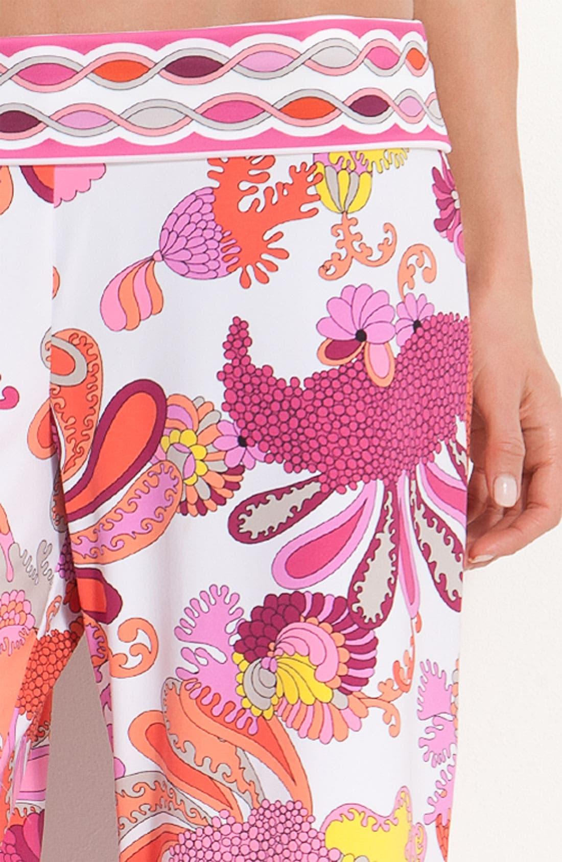 Alternate Image 3  - Trina Turk 'Caprice' Cover-Up Pants