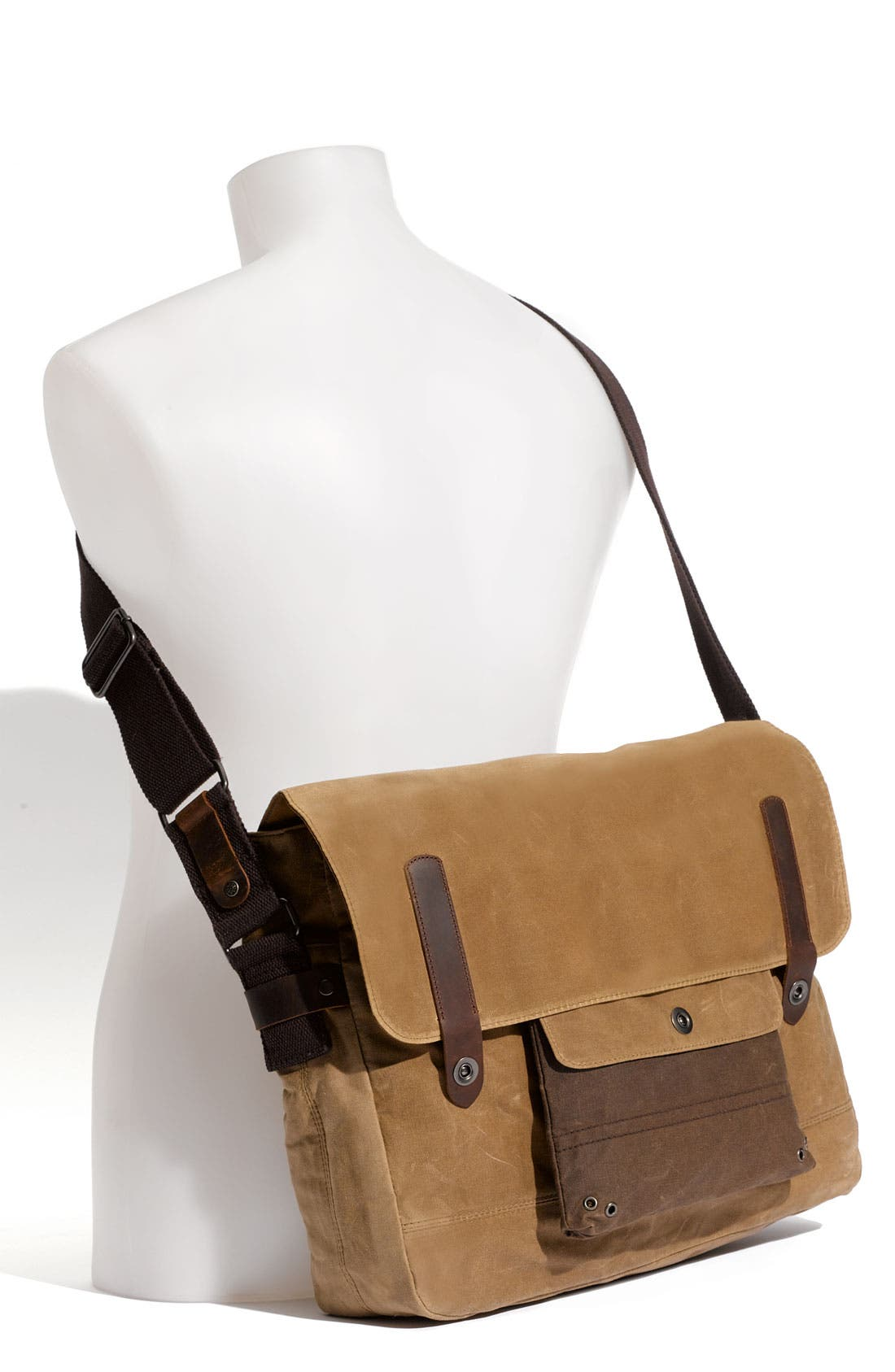 Alternate Image 4  - Levi's® 'River Rock' Messenger Bag