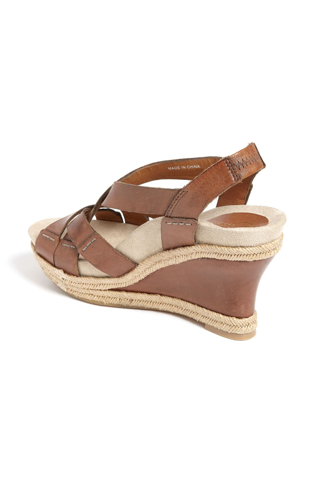 Alternate Image 2  - Earthies® 'Salerno' Wedge Sandal