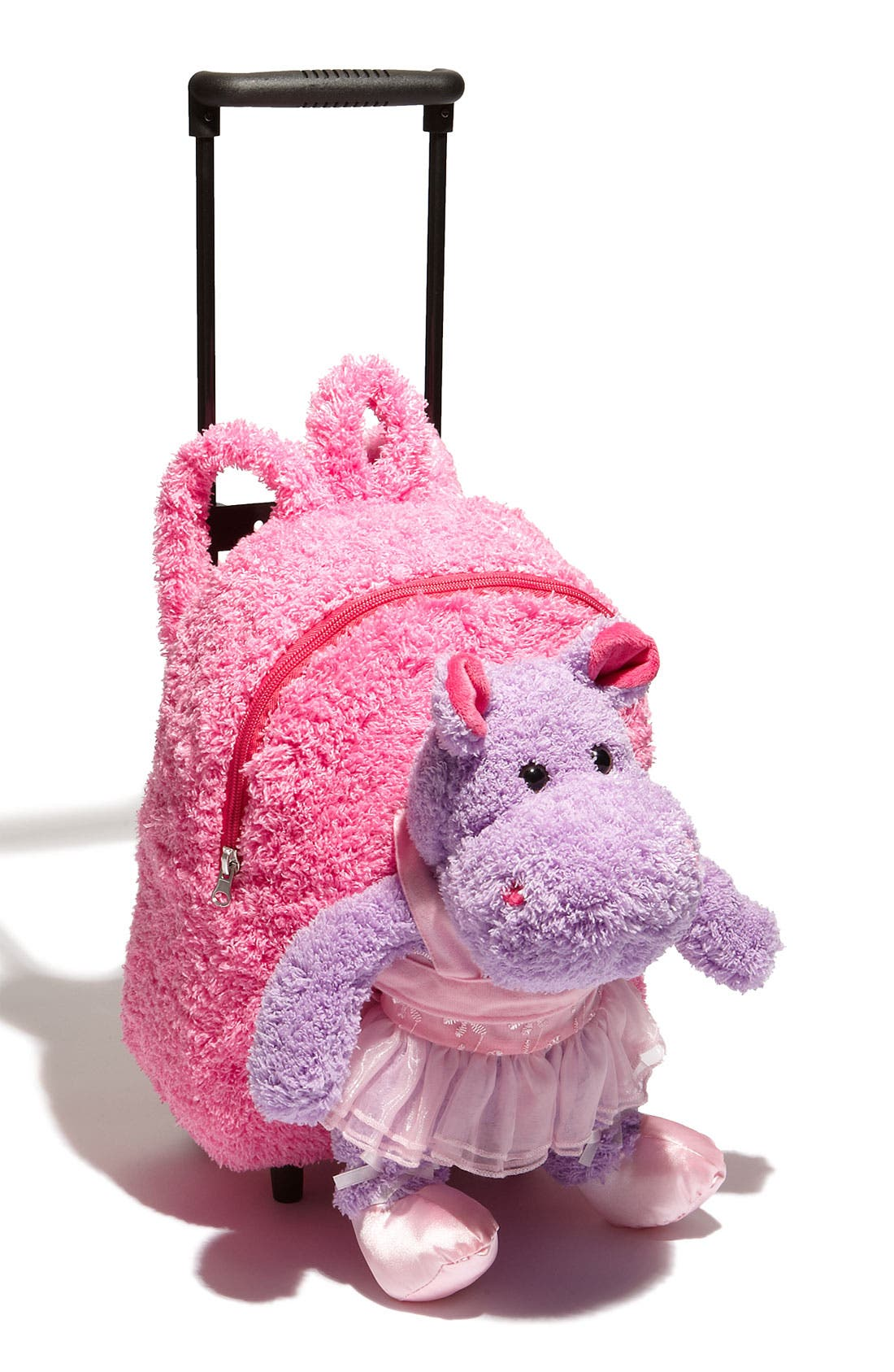 Popatu Trolley Rolling Backpack Set