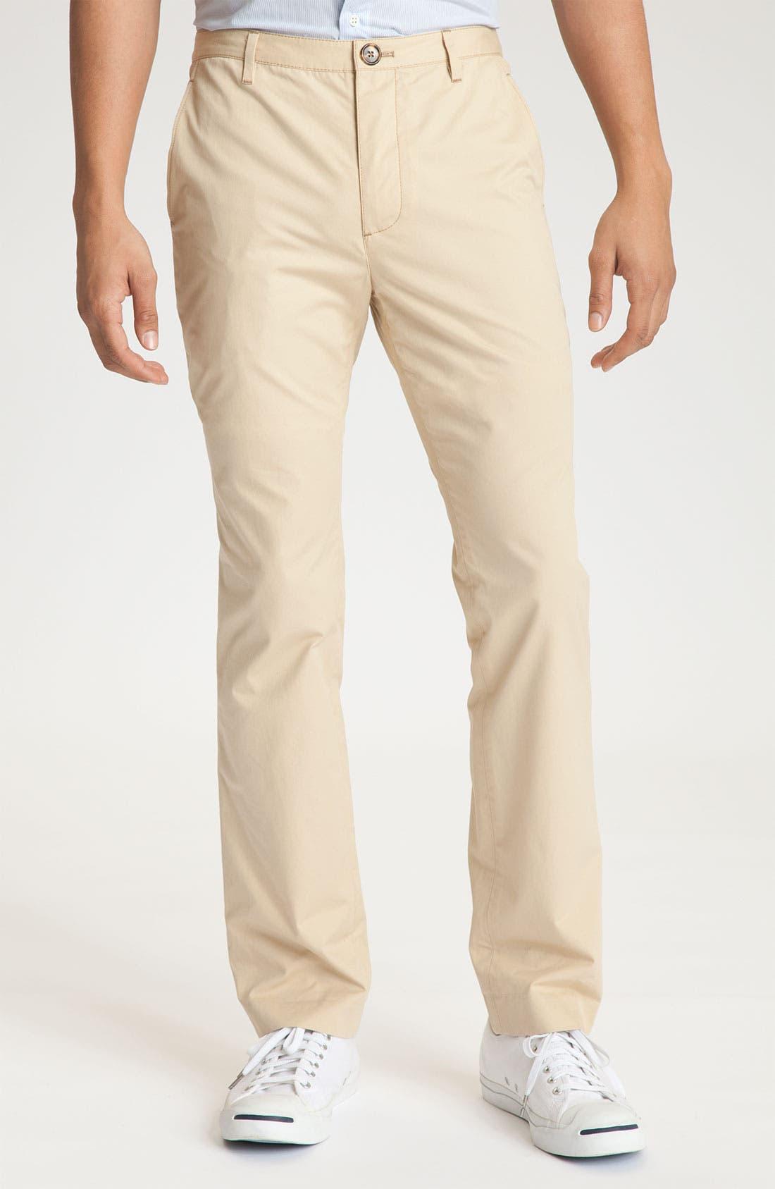 Alternate Image 1 Selected - Shipley & Halmos 'Belmont' Slim Pants