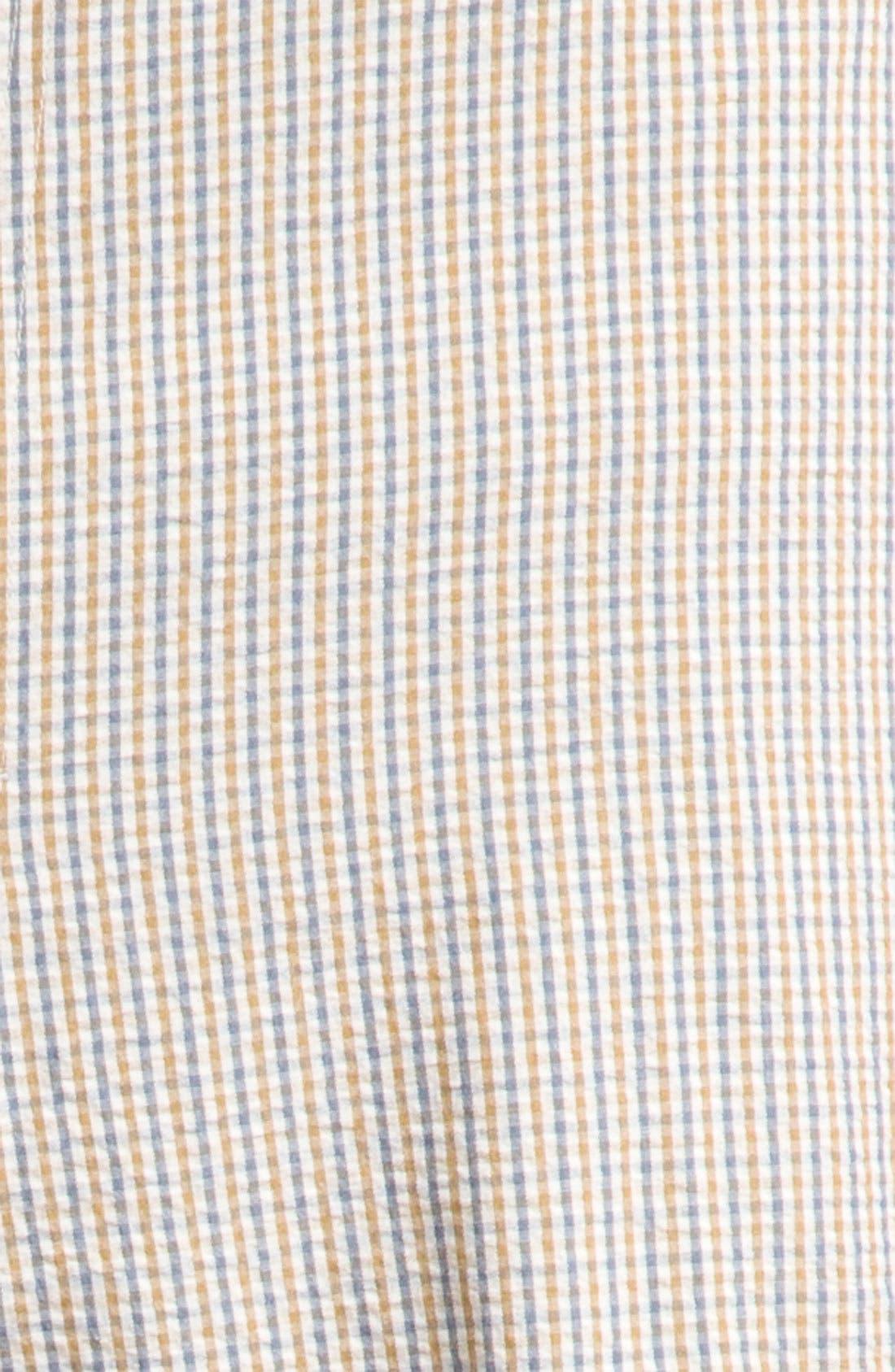 Alternate Image 3  - Bill's Khakis 'Parker' Micro Check Shorts