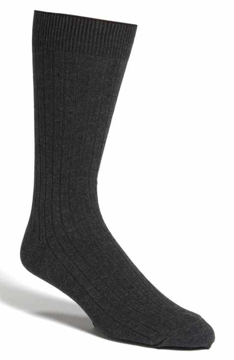 9d9a00c83f3d3 Nordstrom Men s Shop Cotton Blend Socks (3 for  30)
