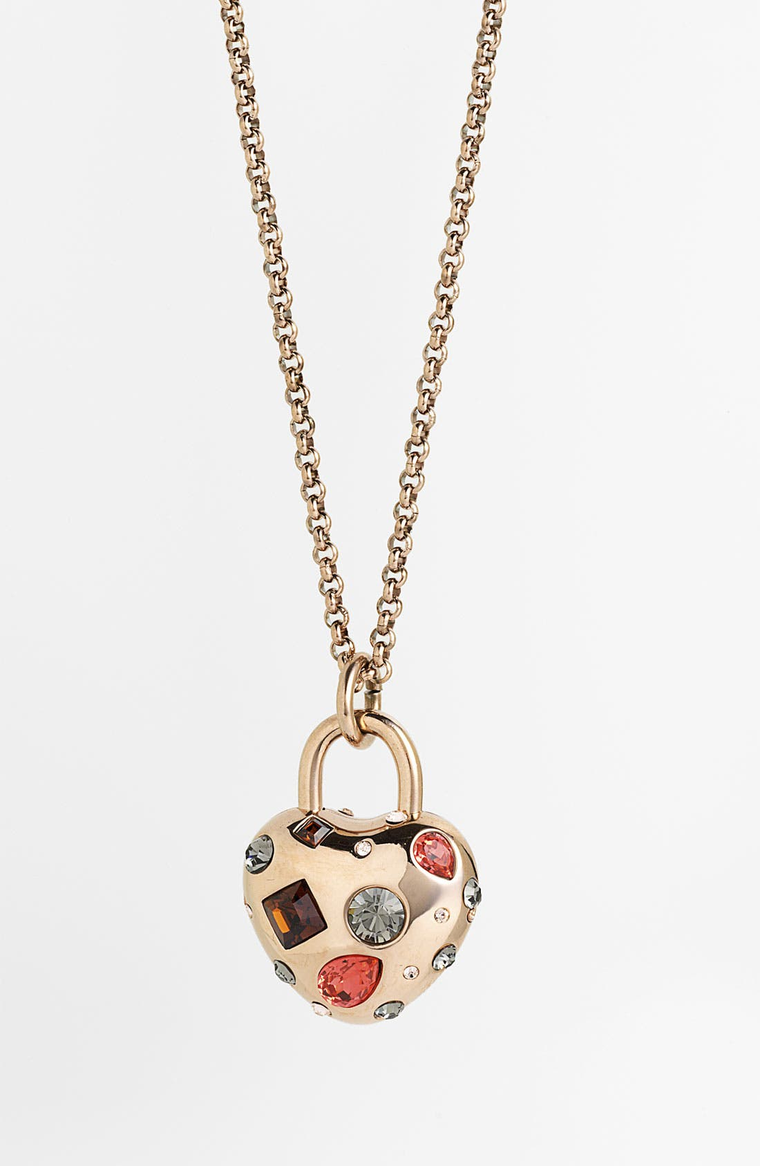 Alternate Image 2  - MARC BY MARC JACOBS 'Dexter Bauble' Watch Necklace
