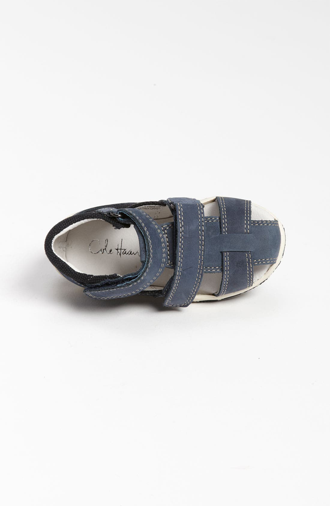 Alternate Image 3  - Cole Haan 'Air Luca' Fisherman Sandal (Walker & Toddler)