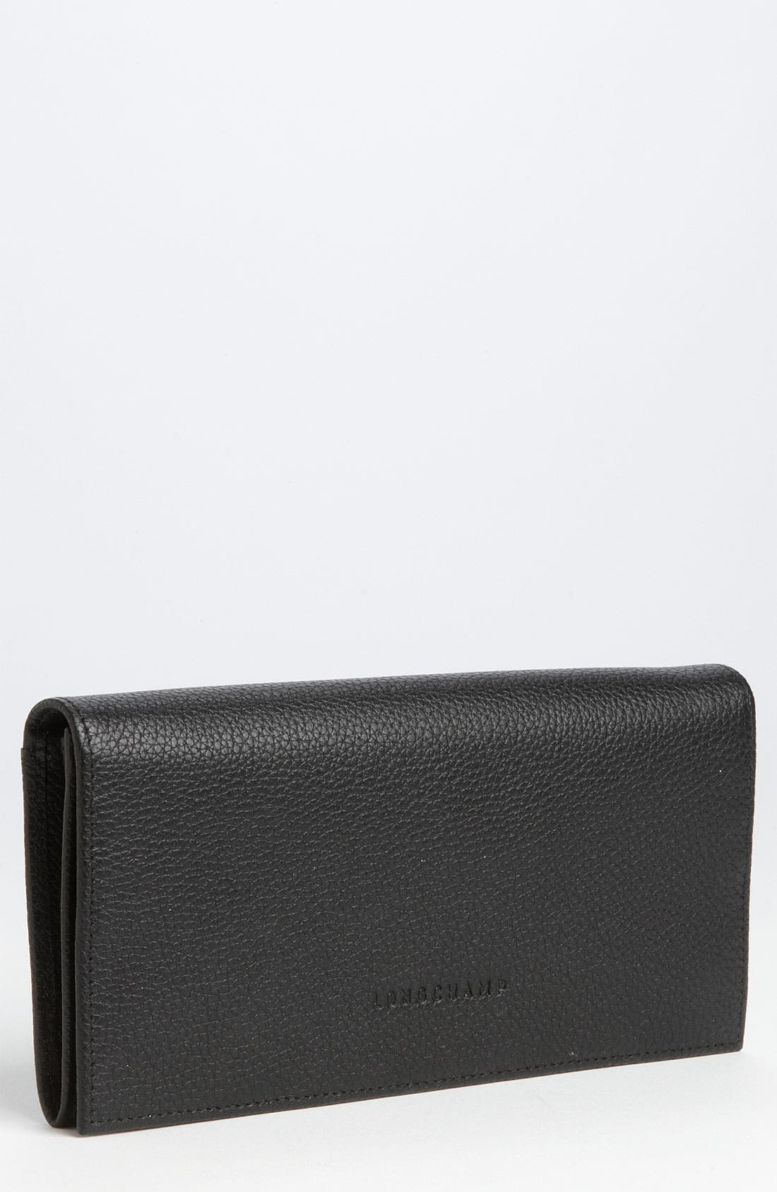 Main Image - Longchamp 'Veau' Wallet