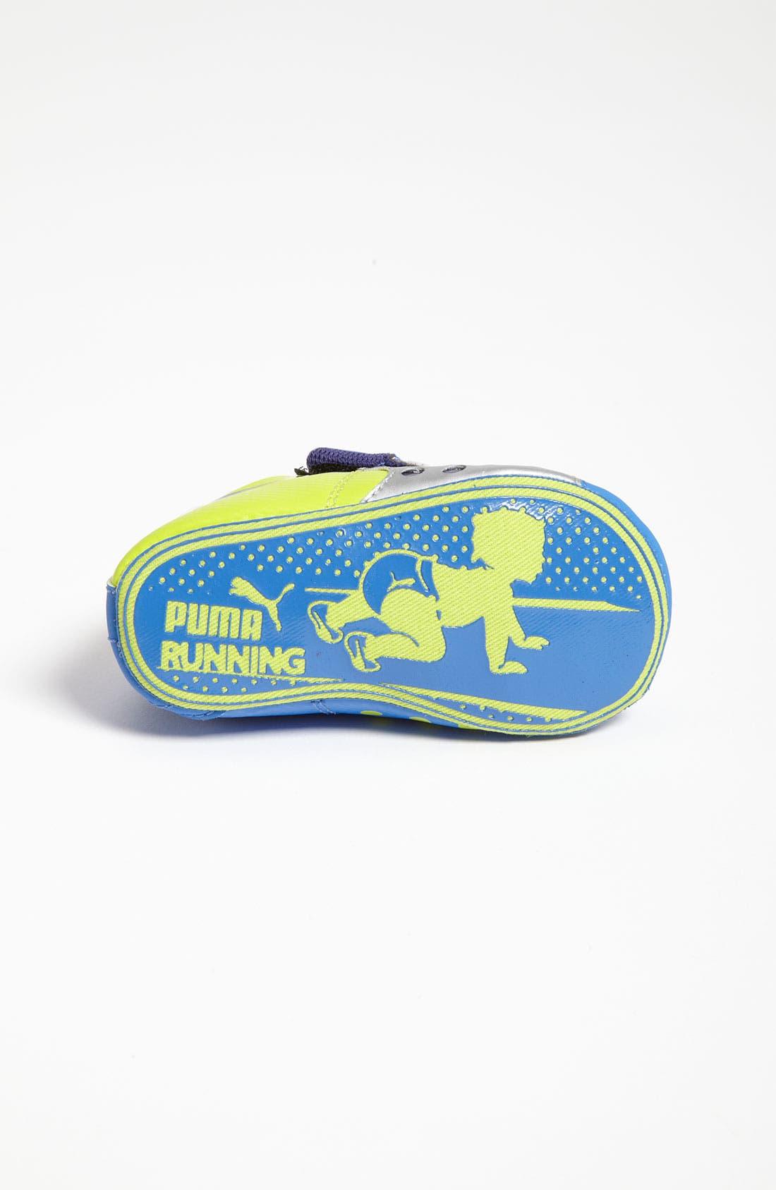 Alternate Image 4  - PUMA 'Faas 300 Lil' Wrap' Crib Sneaker (Baby)