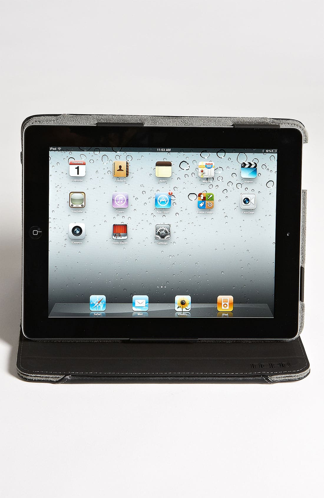 Alternate Image 3  - Incipio 'Executive Premium Kickstand' iPad 2 Case