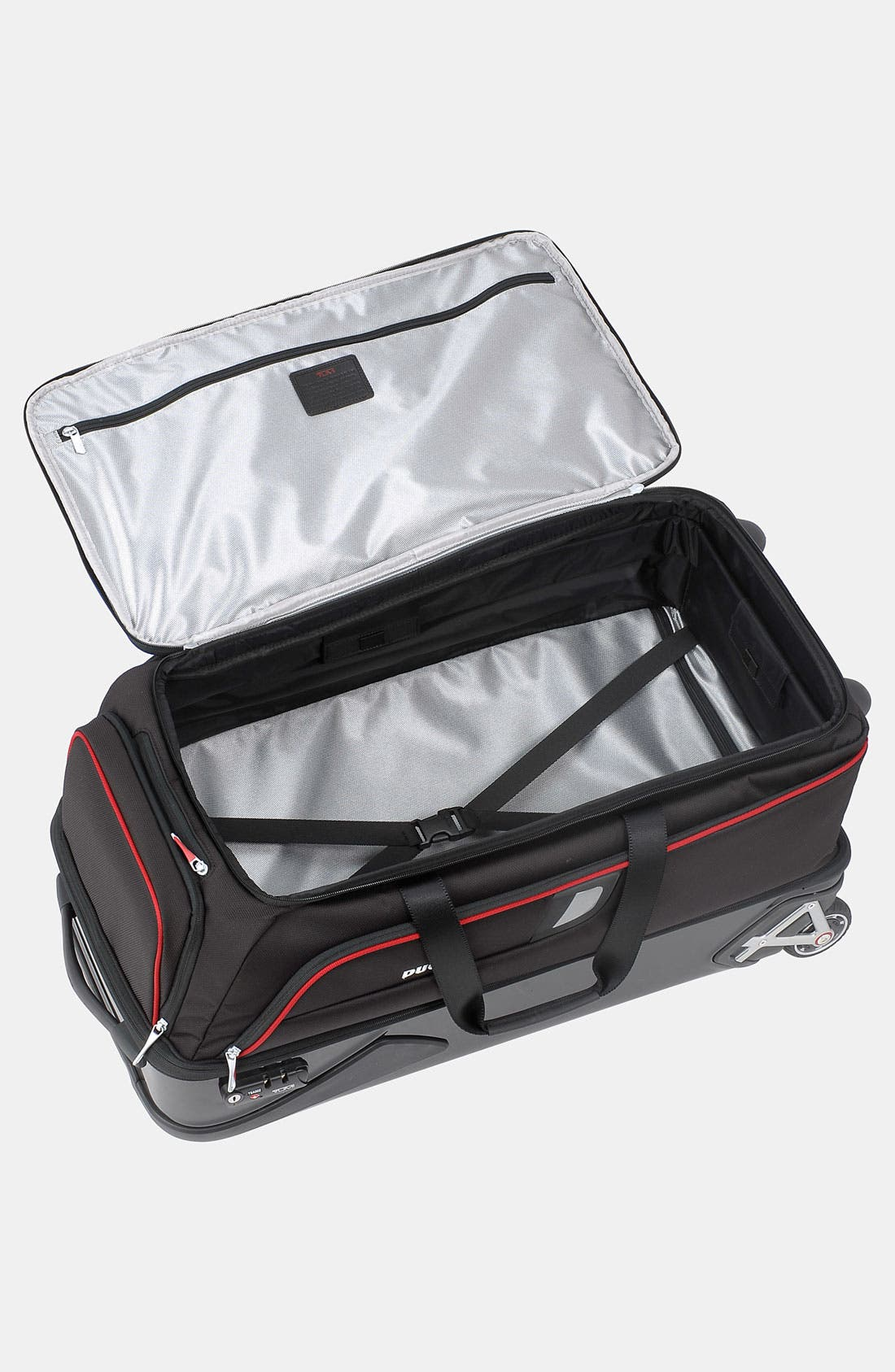 Alternate Image 2  - Tumi 'Ducati - Due Porte' Collapsible Wheeled Duffel Bag