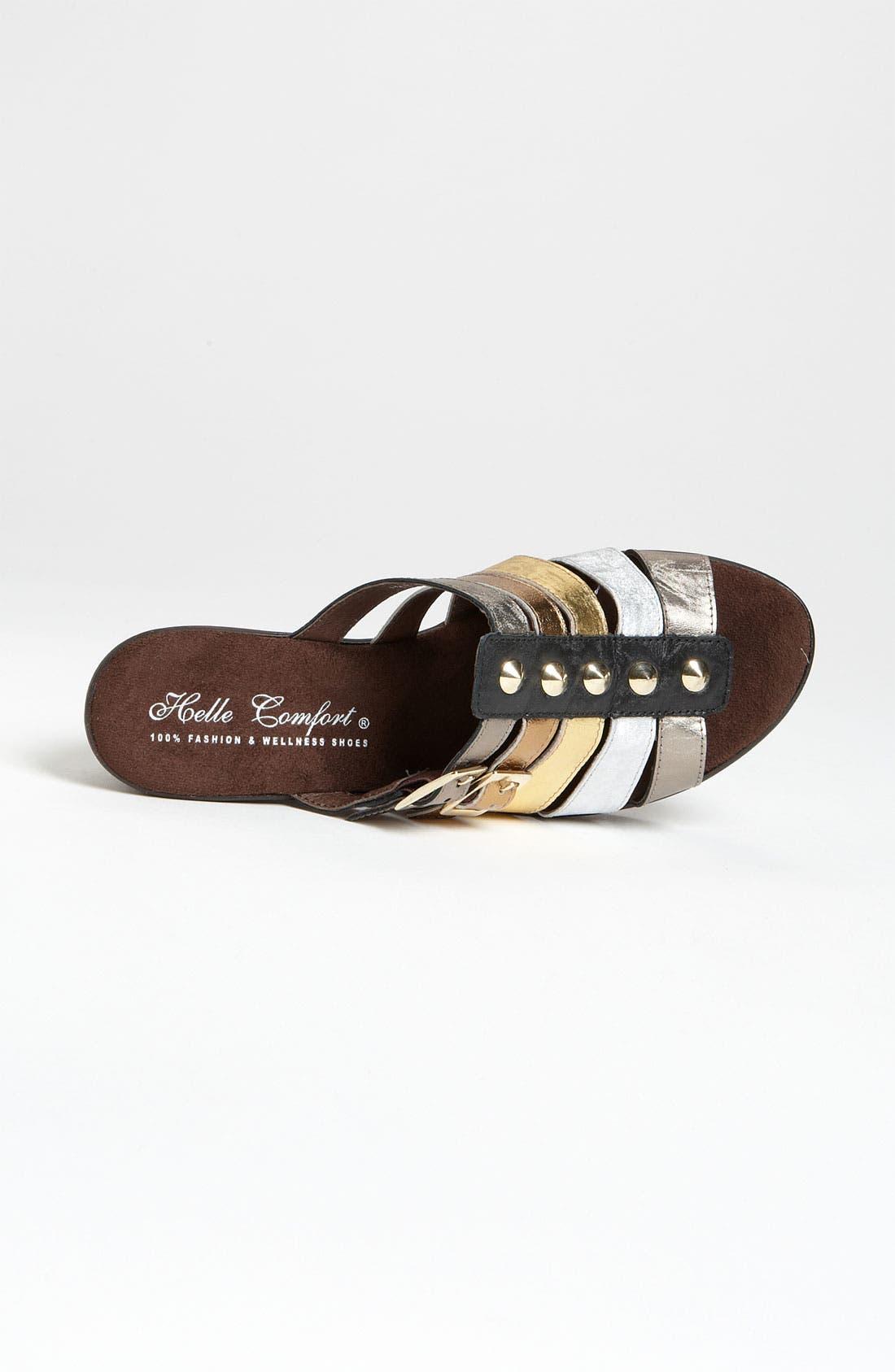Alternate Image 3  - Helle Comfort 'Georgia' Sandal