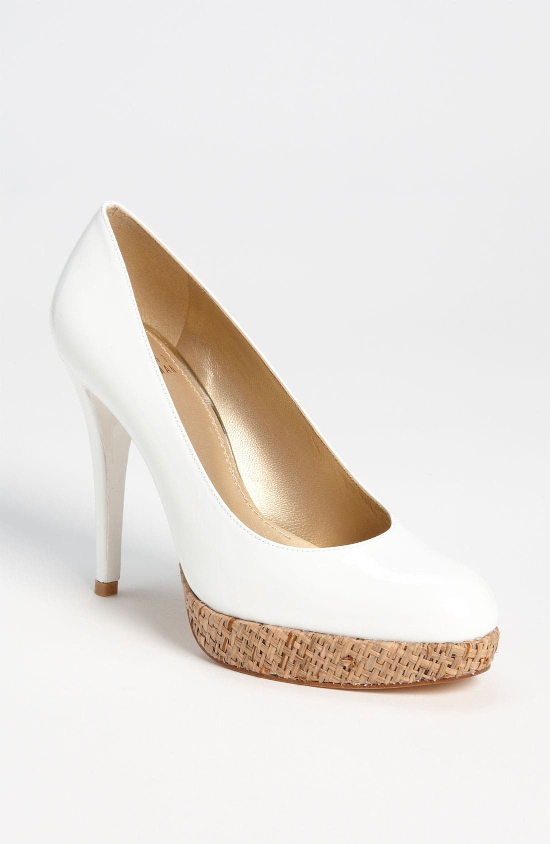Alternate Image 1 Selected - Stuart Weitzman 'Rowswoon' Pump