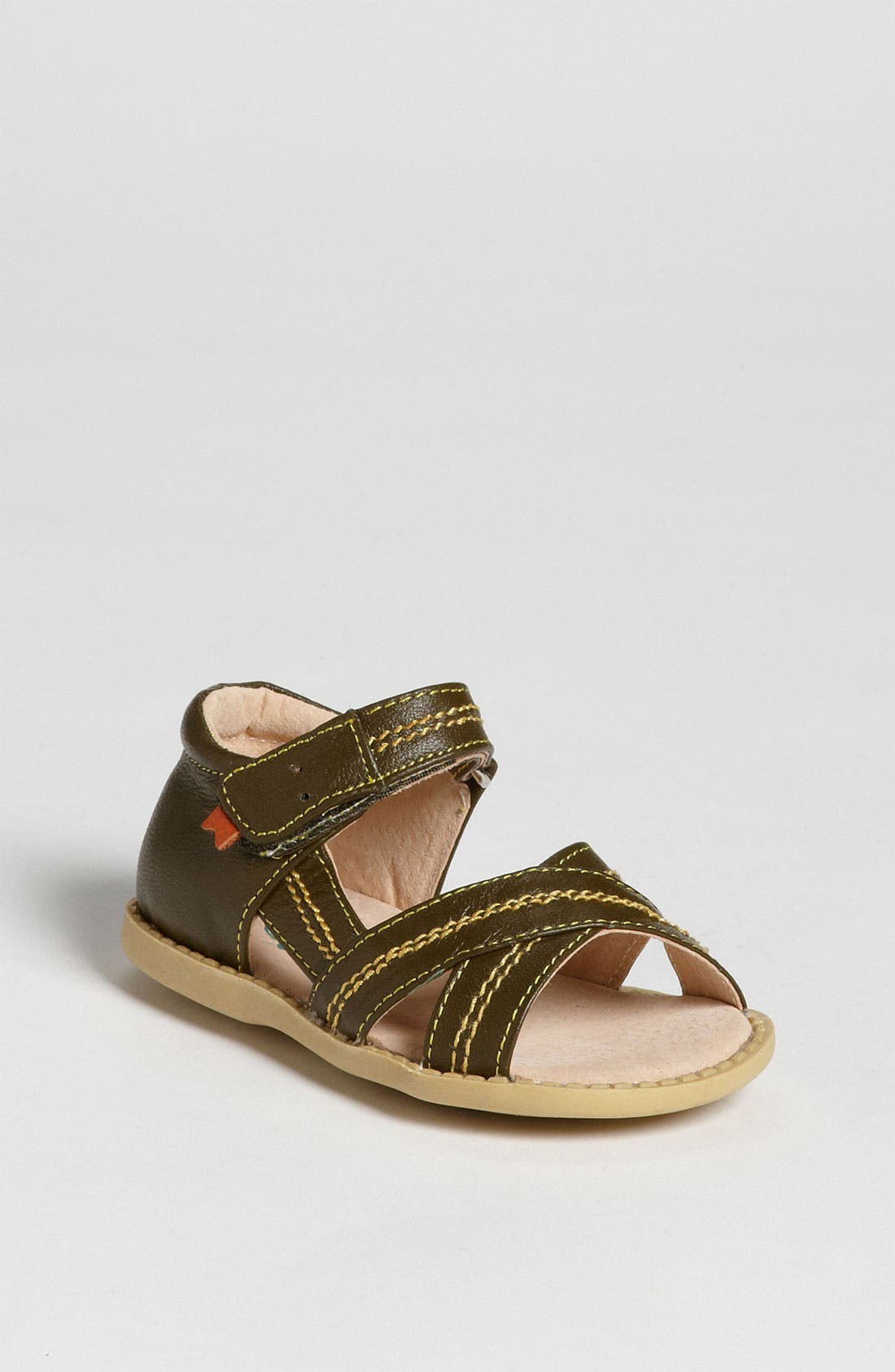 Alternate Image 1 Selected - Livie & Luca 'Boa' Sandal (Baby, Walker & Toddler)