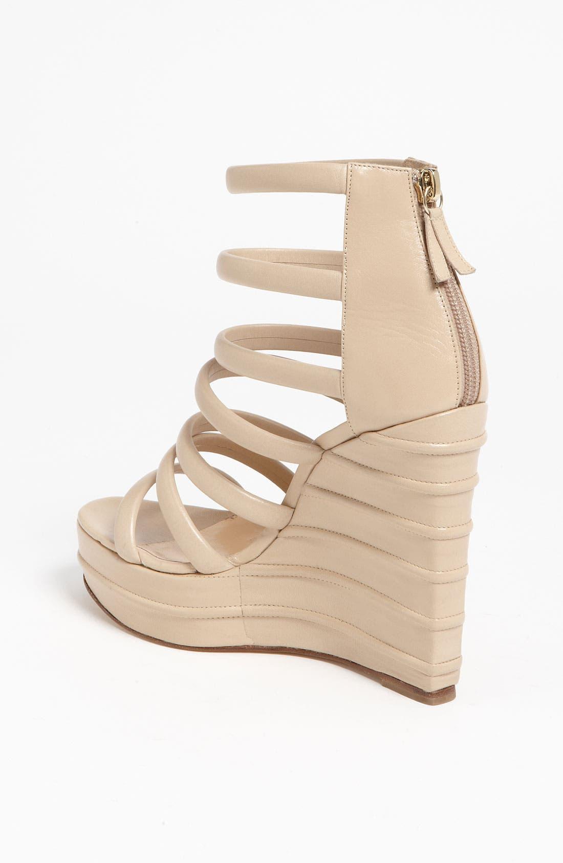 Alternate Image 2  - Bionda Castana Zip Sandal