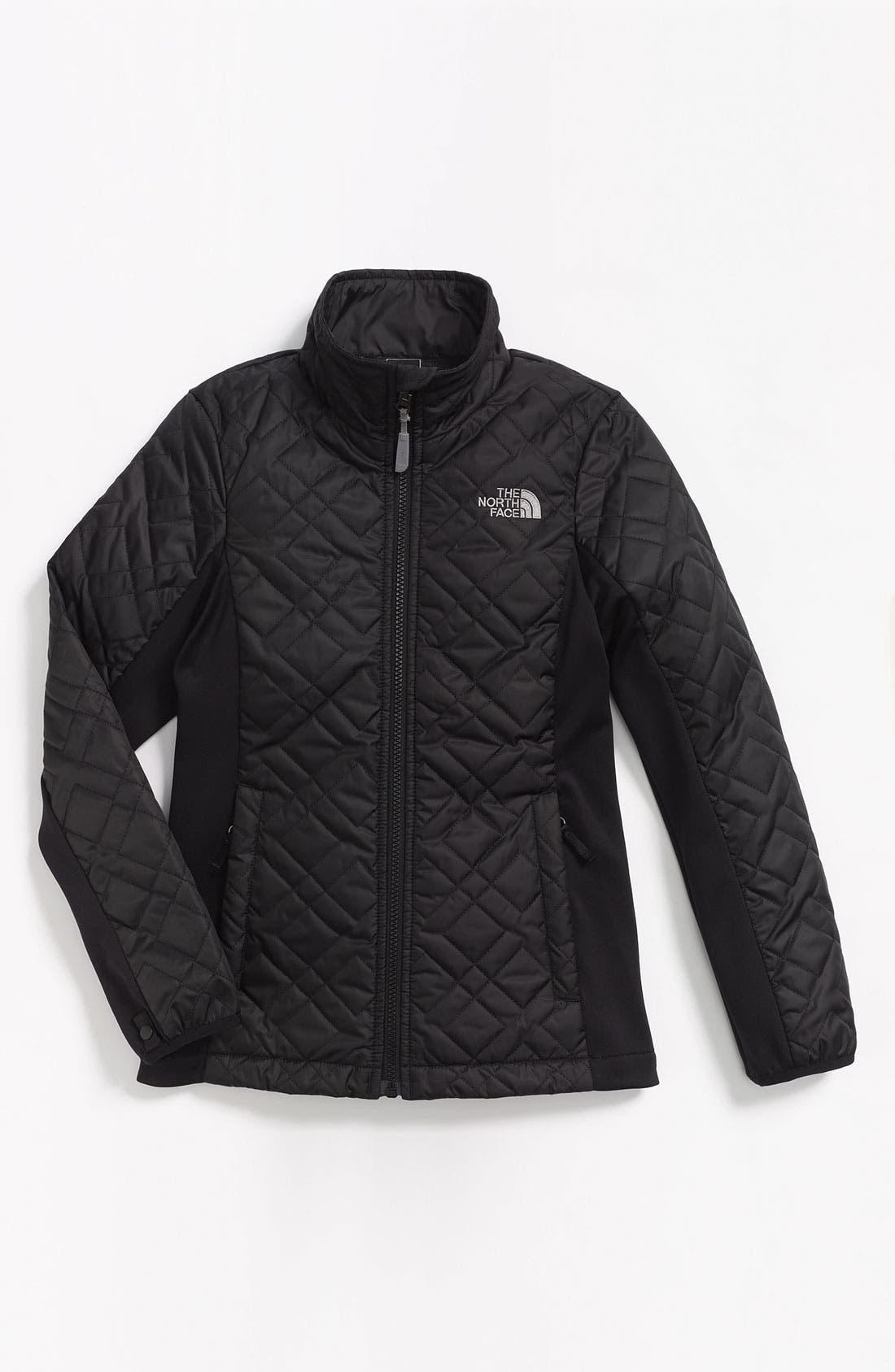 Main Image - The North Face 'Sibrian' Jacket (Big Girls)
