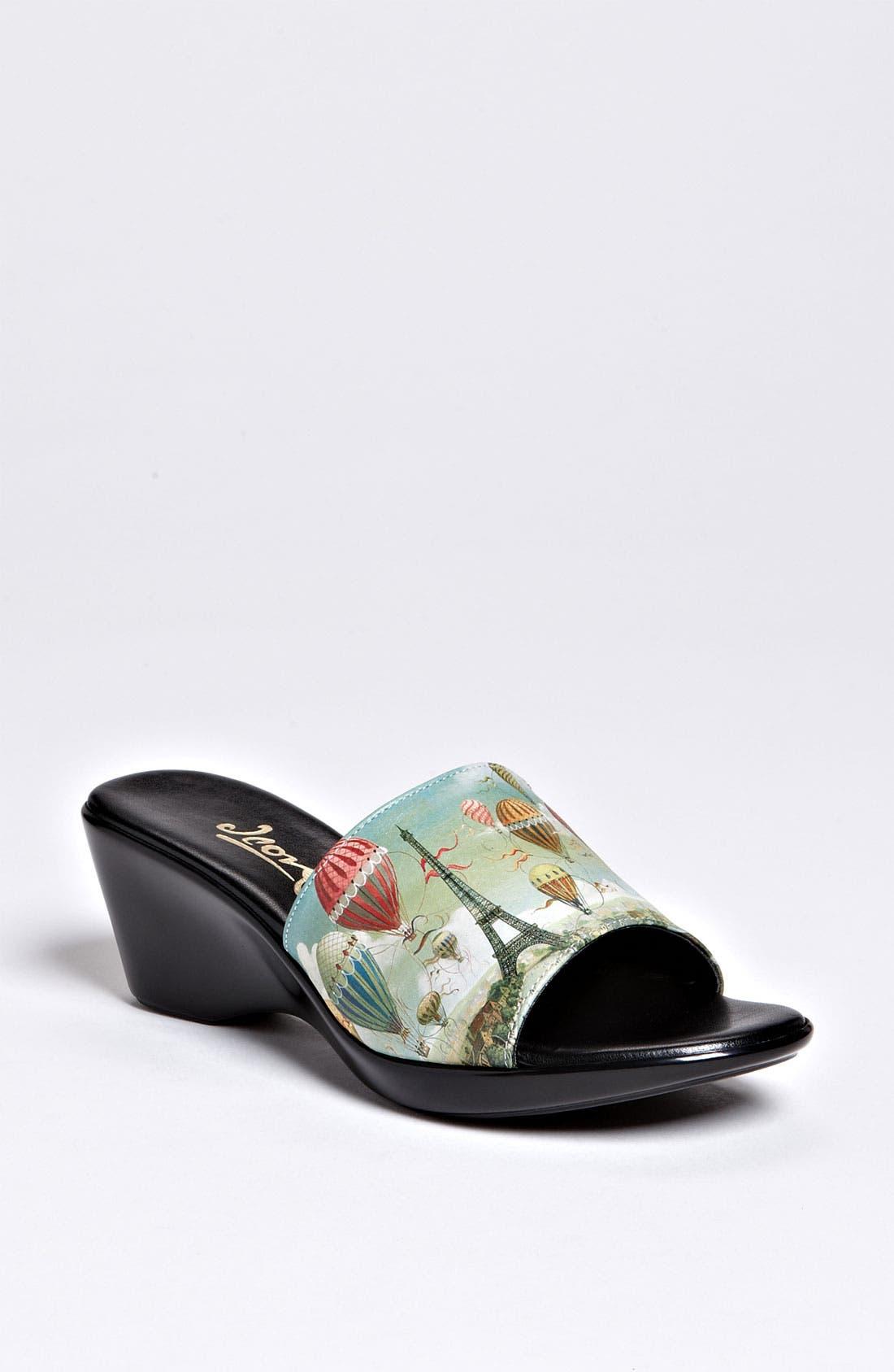 Alternate Image 1 Selected - Icon Footwear 'Pala 48' Sandal