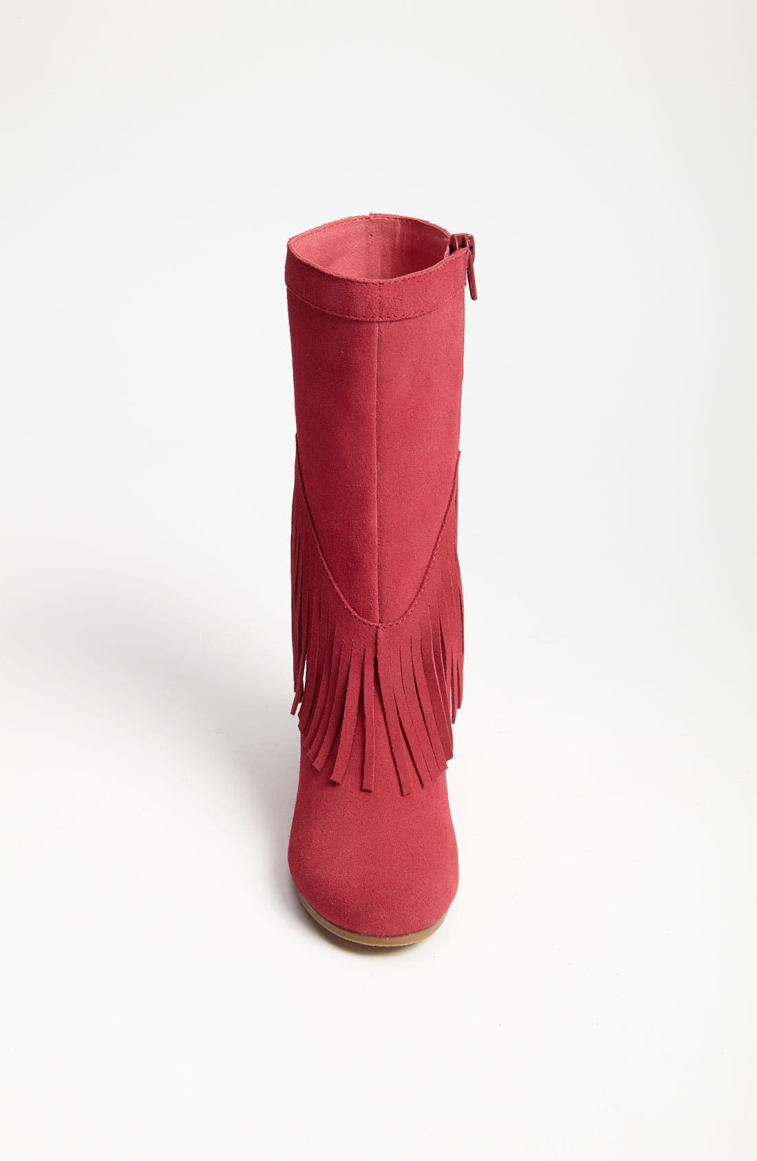 Alternate Image 3  - Steve Madden 'Fringey' Boot (Toddler)