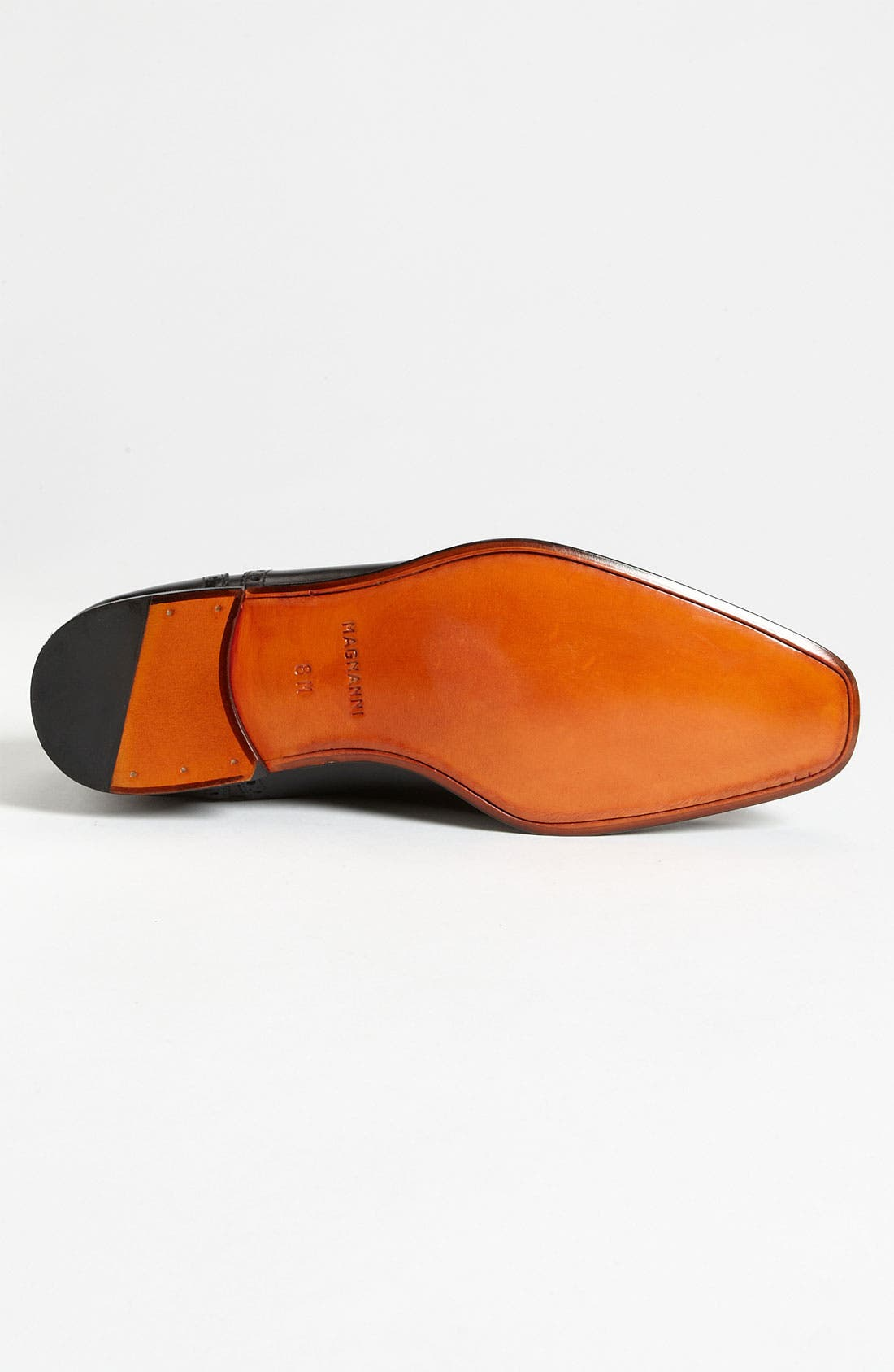 Alternate Image 4  - Magnanni 'Santiago' Cap Toe Oxford (Men)