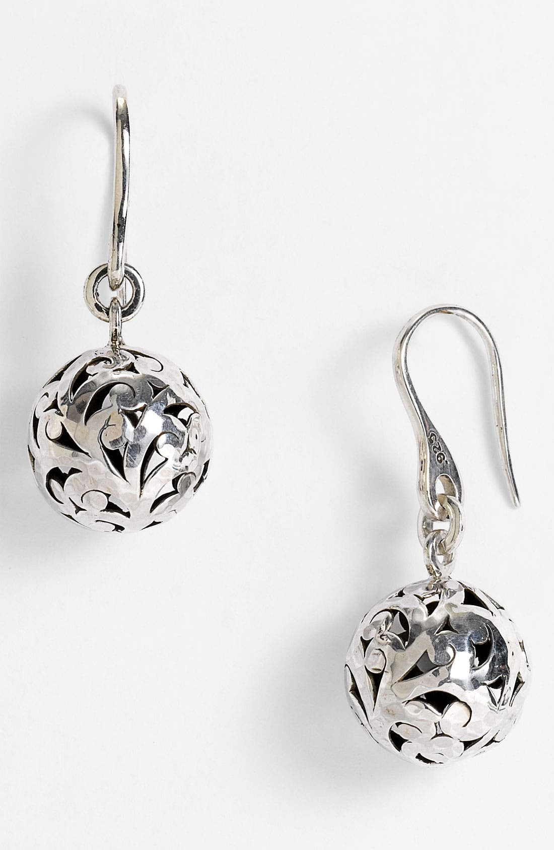 Alternate Image 1 Selected - Lois Hill 'Ball & Chain' Drop Earrings
