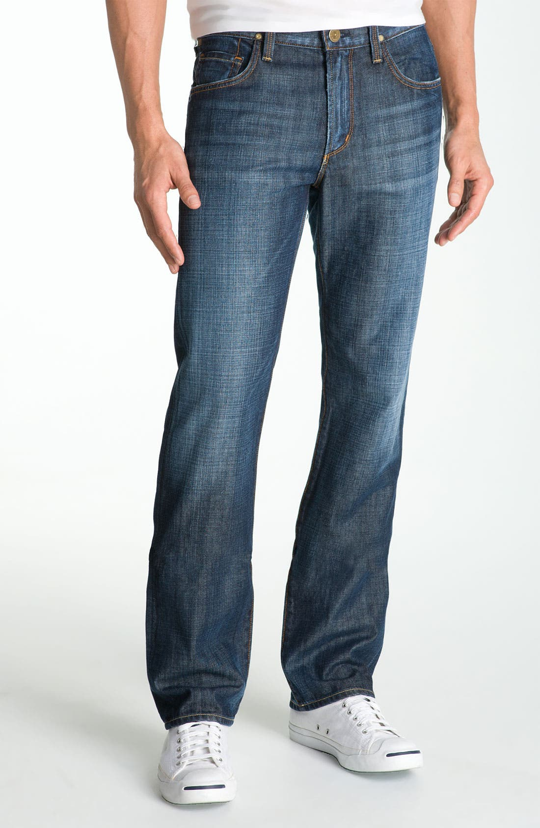 Main Image - Citizens of Humanity 'Sid' Straight Leg Jeans (Pacific Ocean) (Tall)