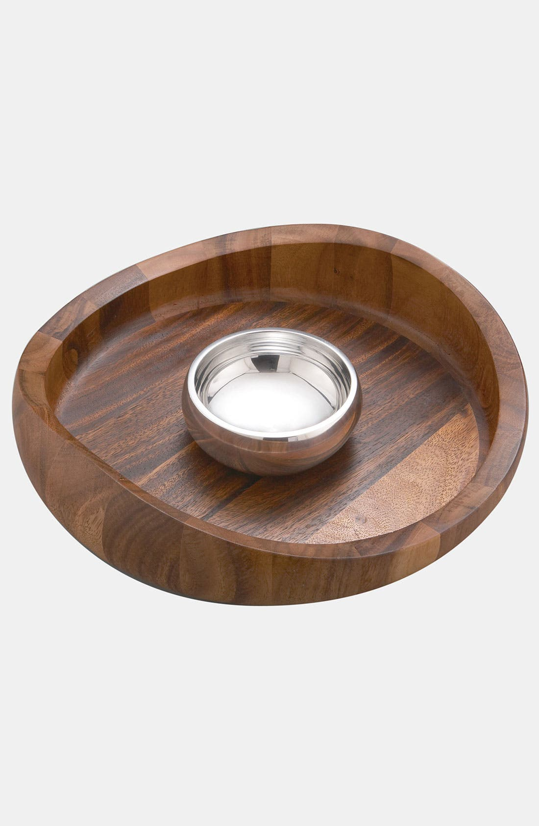 Butterfly Chip & Dip Bowl,                         Main,                         color, No Color