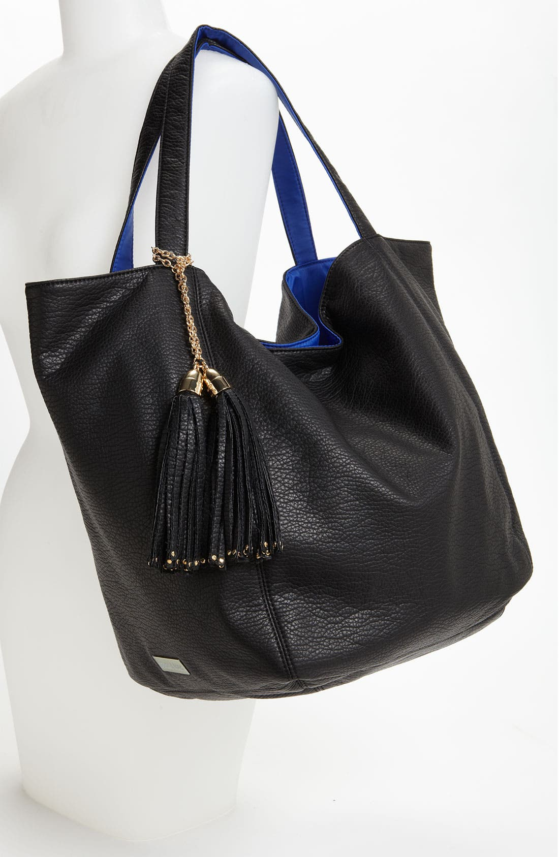 Alternate Image 2  - Deux Lux 'Juno' Faux Leather Tote