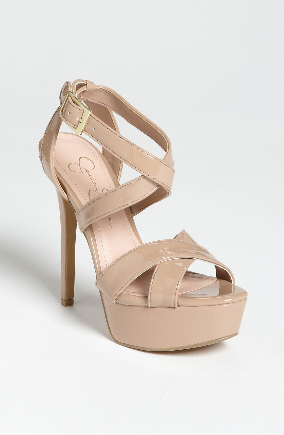 Alternate Image 1 Selected - Jessica Simpson 'Blairee' Sandal