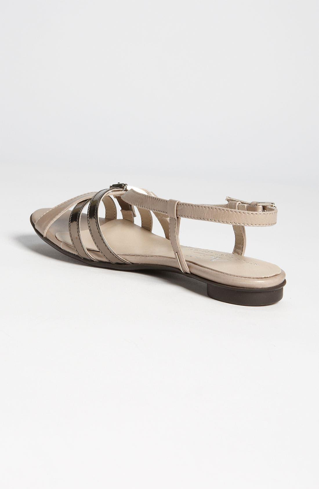 Alternate Image 2  - Attilio Giusti Leombruni Belted Sandal