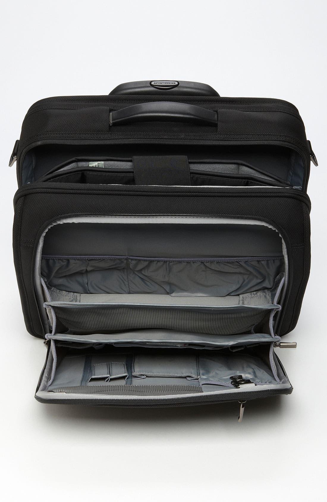 Alternate Image 3  - Briggs & Riley 'Work - Medium Slim' Wheeled Briefcase