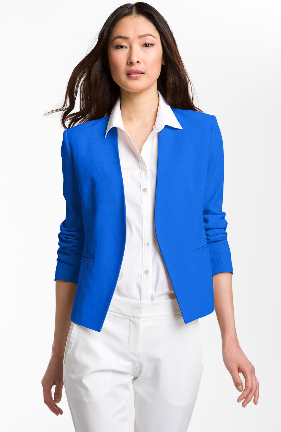 Main Image - Theory 'Lanai' Twill Jacket