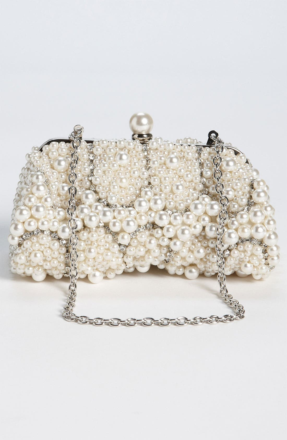 Alternate Image 4  - Expressions NYC 'Pearl' Clutch