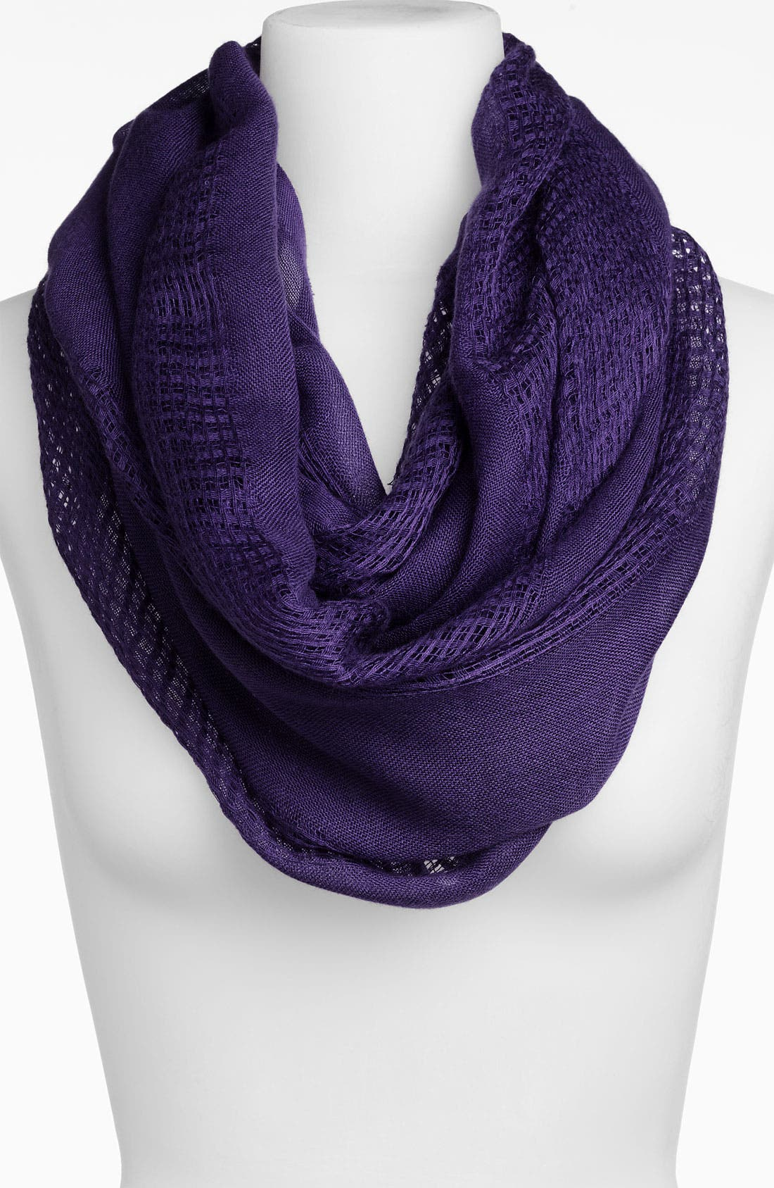 Main Image - BP. Woven Infinity Scarf