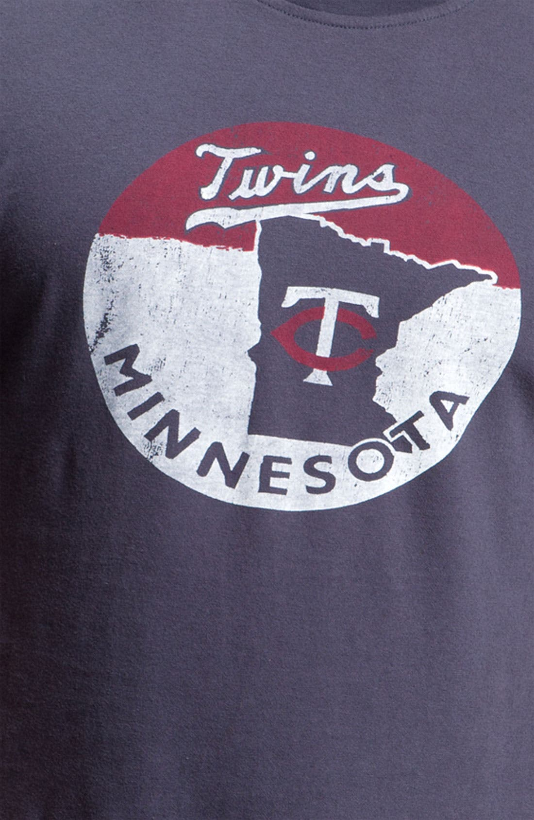 Alternate Image 3  - Red Jacket 'Twins - Brass Tack' T-Shirt