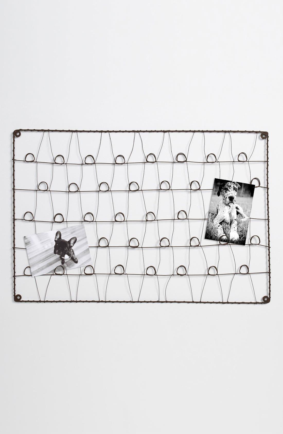Alternate Image 2  - Decorative 'Mattress Spring' Card Holder