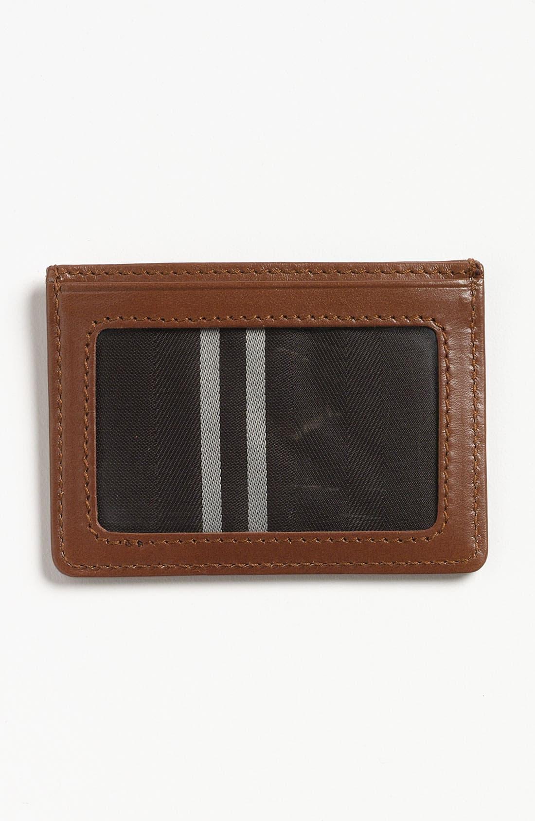 Alternate Image 2  - BOSS 'Bellness' Leather Card Holder